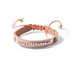 Браслет «Ваби-Саби Течение» розовый