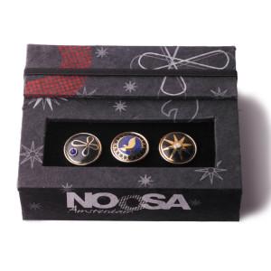Ангел веры набор из 3х кнопок (в подарочной коробке)<span class='notmade'></span>