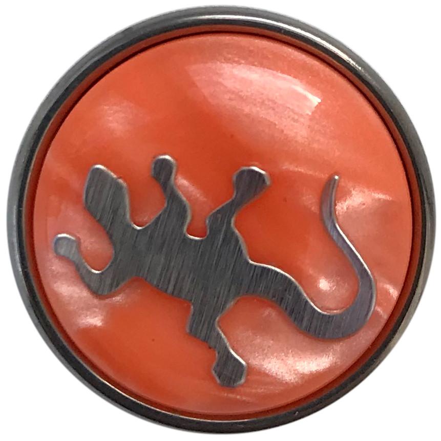 Саламандра оранжевая
