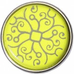 Оливковое дерево желтая