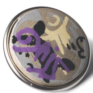 Пебблстоун фиолетовый