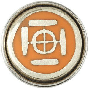 Курусу оранжевый