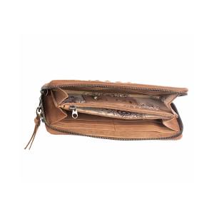 Кошелек Дивали «Произведение искусства» цвет шамуа