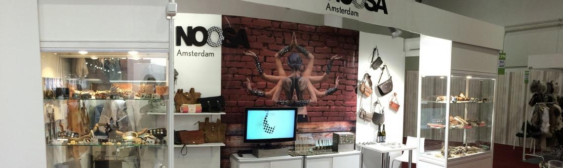 Российское представительство NOOSA-Amsterdam приняло участие в выставке CPM Moscow
