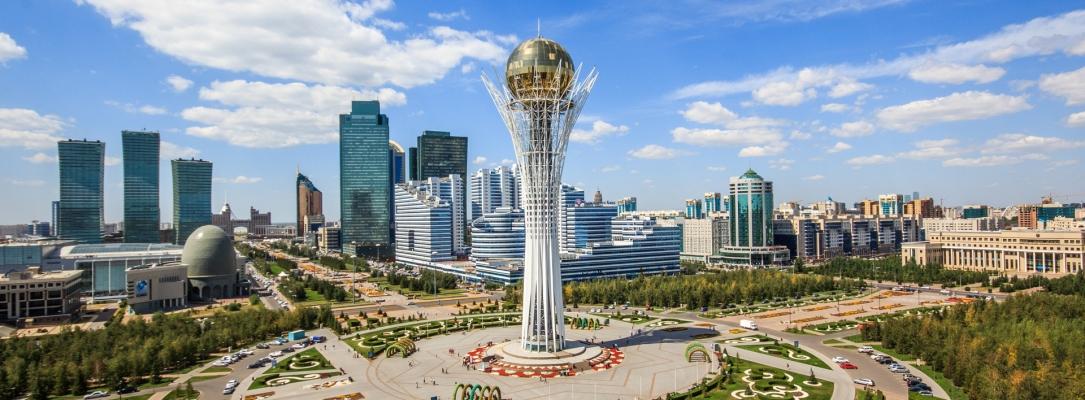 Казахстан — с нами!