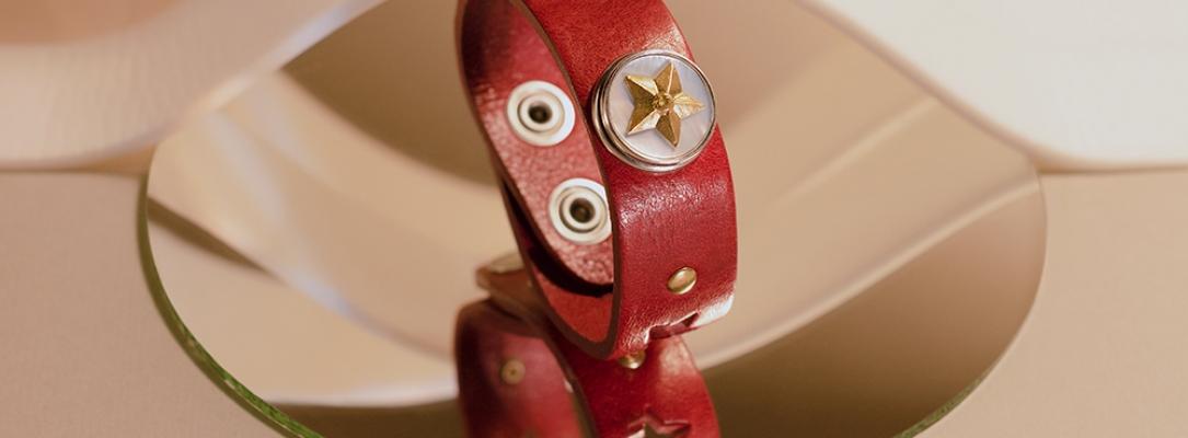Рождественская коллекция: новые кнопки и браслеты!
