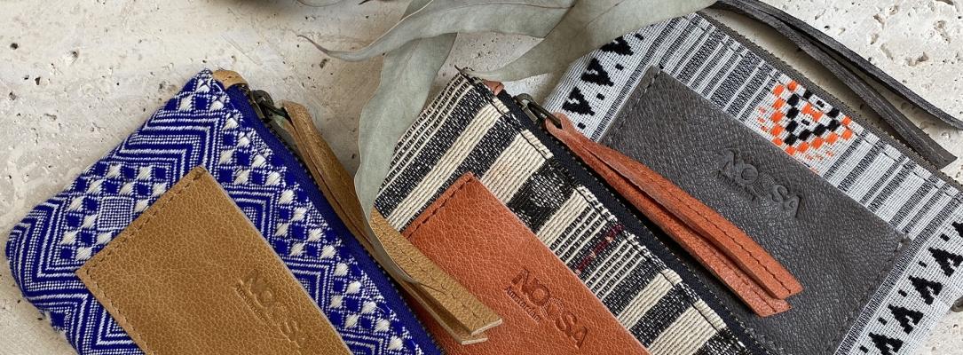 Удобная мини-сумочка из канваса — в подарок за покупку